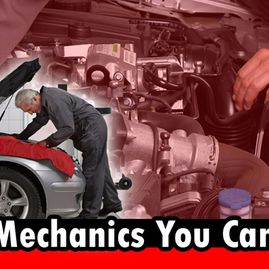 Mechanics you can trust